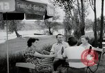 Image of German people Wiesbaden Germany, 1954, second 12 stock footage video 65675031795