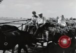 Image of German farmers Wiesbaden Germany, 1954, second 4 stock footage video 65675031796