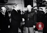Image of Dwight Eisenhower Europe, 1951, second 10 stock footage video 65675031856