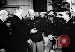 Image of Dwight Eisenhower Europe, 1951, second 11 stock footage video 65675031856