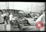 Image of tourists at restaurants West Palm Beach Florida USA, 1936, second 11 stock footage video 65675031877