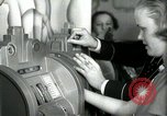 Image of people at club Miami Florida USA, 1936, second 8 stock footage video 65675031879