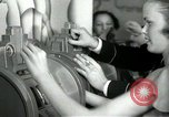 Image of people at club Miami Florida USA, 1936, second 9 stock footage video 65675031879