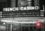 Image of clubs and casinos Miami Florida USA, 1936, second 12 stock footage video 65675031883