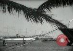 Image of yacht Miami Florida USA, 1936, second 8 stock footage video 65675031889