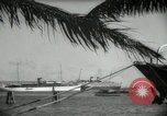 Image of yacht Miami Florida USA, 1936, second 9 stock footage video 65675031889