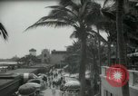 Image of 1930s tourists in West Palm Beach  West Palm Beach Florida USA, 1936, second 8 stock footage video 65675031890