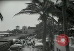 Image of 1930s tourists in West Palm Beach  West Palm Beach Florida USA, 1936, second 9 stock footage video 65675031890