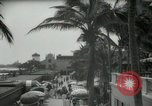 Image of 1930s tourists in West Palm Beach  West Palm Beach Florida USA, 1936, second 10 stock footage video 65675031890