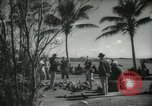 Image of tourists in Miami Beach Miami Florida USA, 1936, second 6 stock footage video 65675031892
