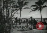 Image of tourists in Miami Beach Miami Florida USA, 1936, second 7 stock footage video 65675031892