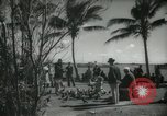 Image of tourists in Miami Beach Miami Florida USA, 1936, second 10 stock footage video 65675031892