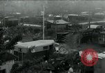 Image of trailer camp Miami Florida USA, 1936, second 1 stock footage video 65675031898