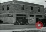 Image of trailer camp Miami Florida USA, 1936, second 10 stock footage video 65675031899