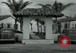 Image of Archway Ocean Villa housing Miami Florida USA, 1936, second 1 stock footage video 65675031900
