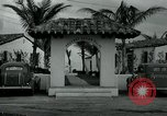 Image of Archway Ocean Villa housing Miami Florida USA, 1936, second 2 stock footage video 65675031900