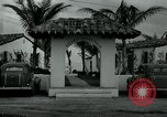 Image of Archway Ocean Villa housing Miami Florida USA, 1936, second 4 stock footage video 65675031900