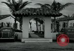 Image of Archway Ocean Villa housing Miami Florida USA, 1936, second 5 stock footage video 65675031900