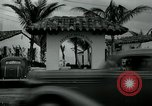 Image of Archway Ocean Villa housing Miami Florida USA, 1936, second 6 stock footage video 65675031900