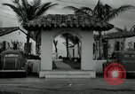 Image of Archway Ocean Villa housing Miami Florida USA, 1936, second 7 stock footage video 65675031900