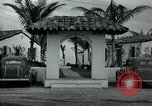 Image of Archway Ocean Villa housing Miami Florida USA, 1936, second 9 stock footage video 65675031900