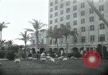 Image of tourists Miami Florida USA, 1936, second 1 stock footage video 65675031903