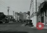 Image of tourists Miami Florida USA, 1936, second 3 stock footage video 65675031909
