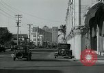 Image of tourists Miami Florida USA, 1936, second 5 stock footage video 65675031909