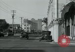 Image of tourists Miami Florida USA, 1936, second 6 stock footage video 65675031909