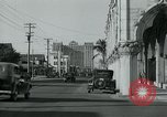 Image of tourists Miami Florida USA, 1936, second 8 stock footage video 65675031909