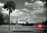 Image of The Breakers Hotel Palm Beach Florida USA, 1936, second 6 stock footage video 65675031914