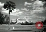 Image of The Breakers Hotel Palm Beach Florida USA, 1936, second 9 stock footage video 65675031914