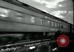 Image of passenger train Florida United States USA, 1936, second 12 stock footage video 65675031917