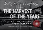 Image of Ford Motor Company Dearborn Michigan USA, 1938, second 7 stock footage video 65675031926