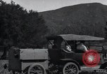 Image of camping trailer United States USA, 1916, second 6 stock footage video 65675031947