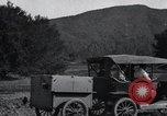 Image of camping trailer United States USA, 1916, second 7 stock footage video 65675031947