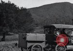 Image of camping trailer United States USA, 1916, second 8 stock footage video 65675031947