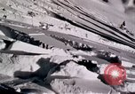 Image of precautions while skiing California United States USA, 1970, second 12 stock footage video 65675031953