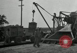 Image of Road construction United States USA, 1930, second 8 stock footage video 65675031956