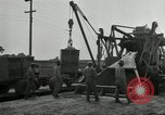 Image of Road construction United States USA, 1930, second 11 stock footage video 65675031956