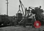 Image of Road construction United States USA, 1930, second 12 stock footage video 65675031956