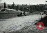 Image of tractor drawn road grader United States USA, 1930, second 4 stock footage video 65675031958