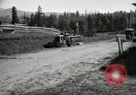Image of tractor drawn road grader United States USA, 1930, second 6 stock footage video 65675031958