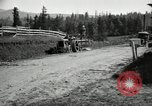 Image of tractor drawn road grader United States USA, 1930, second 7 stock footage video 65675031958