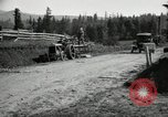 Image of tractor drawn road grader United States USA, 1930, second 11 stock footage video 65675031958