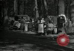 Image of Campers United States USA, 1920, second 1 stock footage video 65675031959