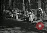 Image of Campers United States USA, 1920, second 10 stock footage video 65675031959