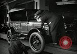 Image of Model T Fifteen Millionth car Dearborn Michigan USA, 1927, second 3 stock footage video 65675031960