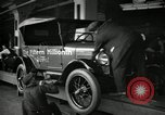 Image of Model T Fifteen Millionth car Dearborn Michigan USA, 1927, second 5 stock footage video 65675031960