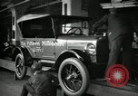 Image of Model T Fifteen Millionth car Dearborn Michigan USA, 1927, second 8 stock footage video 65675031960